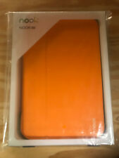 "NOOK GROOVY STAND ORANGE HD+ 7"" CASE BY BARNES & NOBLE RETAIL $34.95"