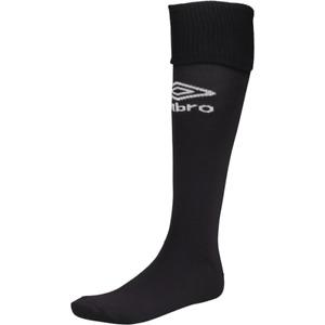 Umbro Socks Men's Generic Training Logo Football Socks - Black - New