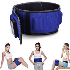 Electric Sauna Fat Cellulite Burner Slim Waist Belt Tummy Leg Weight Loss #A