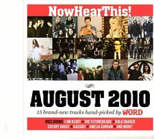 (FP785) Now Hear This! Issue 86 August 2010 - The Word CD