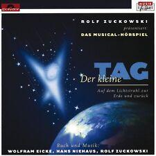 """ROLF ZUCKOWSKI """"DER KLEINE TAG"""" ORGINAL 2 CD NEUWARE!!!"""