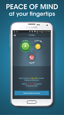 React Sidekick - Personal Safety - Self Defense - Alarm Alert Button Phone App