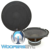 """MB QUART QM-210 TX2 8"""" MIDBASS MIDWOOFER SPEAKERS & GRILLS PAIR MADE IN GERMANY"""