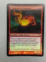 Cragganwick Cremator (Foil) - Magic the Gathering - Shadowmoor - MTG -Light Play
