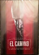 New listing El Camino - A Breaking Bad Movie - Dvd - with Aaron Paul