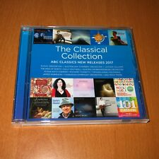 The Classical Collection - ABC Classics New Releases 2017 Promo CD 16 Tracks