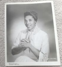 The Horse Soldiers ALTHEA GIBSON Lukey African American Tennis Player