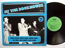AT THE ROCKHOUSE Vol.3 LP Jimmy Jeffers JOHNNY KNIGHT Jericho Jones etc. #1248