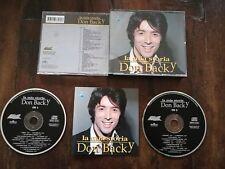 Don Backy - La Mia Storia All the Best Rca Fat Box 2x Cd Perfetti Clan/Celentano