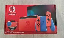 Nintendo Switch Mario Red & Blue Edition Console