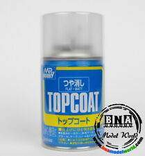 Gunze Sangyo/gsi Mr.top Coat Spray (flat) 86ml