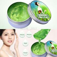 Pure Aloe Vera Gel Moisturizing Cream Remove Comedo Nourish Face Skin Care Vogue