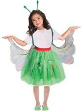 "Girls ""The Very Hungry Caterpillar"" Butterfly Costume Book Day Week Fancy Dress"