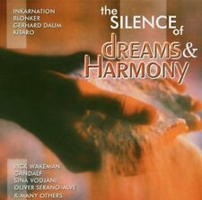 Silence of Dreams & Harmony (1998) Kitaro, Rick Wakeman, Sina vodjani, [CD ALBUM]