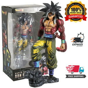 Dragon Ball Z GT Super Saiyan 4 Son Goku Dimensions PVC Statue Figure Model Toy