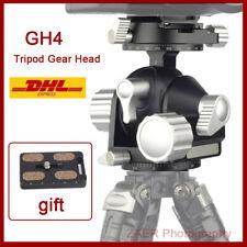 FOTOBETTER GH4 Tripod Geared Head Panorama Head for Canon Sony Nikon DSLR Camera