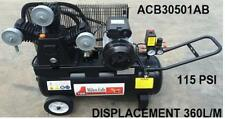 Air Compressor 3HP 240v 50 Litre 3 Cyl Workshop Garage Part No ACB30501AB