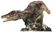 VELOCIRAPTOR DINOSAURIO Natural History Museum Silueta de cartón/Vertical
