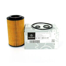 Original Mercedes Oelfilter Oel Filter mit Dichtungen M651 W176 W246 A6511800109