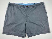 "Tommy Bahama Boracay Shorts Men's Size 50 RG Fog Gray 9"" inseam Stretch New"