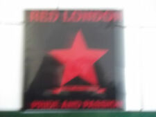 PUNK ROCK RED LONDON PRIDE AND PASSION EP
