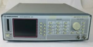 Rohde & Schwarz CCVS Generator, SFF Model 2007.1057.02, Tested hs