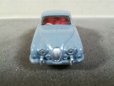 dinky toys 195 Jaguar 3.4 litre pat 1026/59 65/59 meccano ltd England