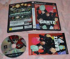 GANTZ - ACTION GAME PS 2 PLAYSTATION 2 PS2 IMPORT JAPAN