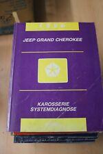 1996 Chrysler Jeep PKW Grand Cherokee Werkstatthandbuch