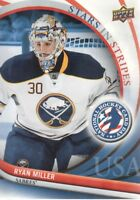 2011-12 Upper Deck National Hockey Card Day USA #9 Ryan Miller Buffalo Sabres