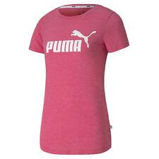 PUMA Essentials + Women's Heather Tee Women Tee Basics