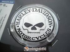 Harley Davidson skull bouchon de réservoir MEDALLION 99670-04
