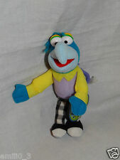 """NEW WITH TAG GONZO THE MUPPETS SHOW 6"""" BACKPACK CLIP PLUSH"""
