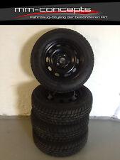 Winterkompletträder 205/55 R16 Golf 5,6,7 16 Zoll Winter Reifen Felgen