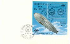 PARAGUAY 1979 Geschichte der Luftfahrt - 35 Jahre Internationale Zivilluftfahrt