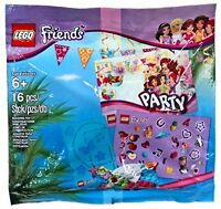 LEGO Friends 5002928 Party Geburtstag Give Away Promo Polybag Bag Beutel