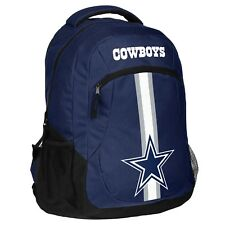 Dallas Cowboys Backpack Action Laptop Bag NFL Football Official Licensed Product