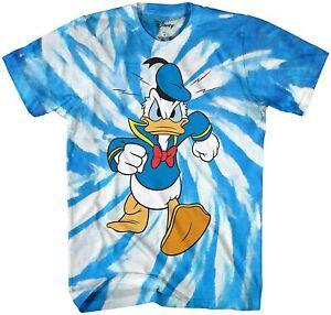 Disney Jungen Donald Duck Furious Donald T-Shirt