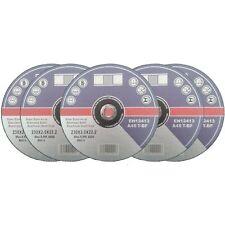 5 Stck. Trennscheiben Ø 230 mm Flexscheiben Inox Edelstahl Metall Blech Eisen