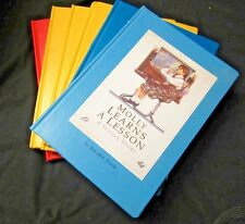 Lot NEW 6 American Girl Hardcovers Teacher Library Molly Kirsten Samantha