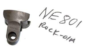 """M1 Carbine Recoil Plate, Marked """" Rock-Ola """" Original USGI, NOS - NE801"""