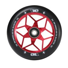 Envy Diamond Scooter Wheel 110mm - Red (Pair)