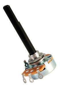 Linear Audio Control Potentiometer 24mm 470 1k 4k7 10k 22k 47k 100k 220k 470k 1M