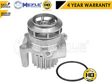 FOR AUDI A3 A4 A5 A6 Q5 TT 1.9 2.0 TDI ENGINE COOLANT COOLING WATER PUMP MEYLE