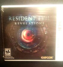Resident Evil: Revelations (Nintendo 3DS NTSC Capcom Game)
