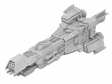 The Expanse: Donnager [3D Printed Model] 100mm Long