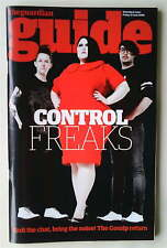 BETH DITTO / THE GOSSIP RARE, The Guardian Guide, June 2009 NEW