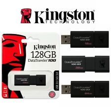 USB Flash Drive 3.0 Kingston Data Traveler Memory Stick 32GB 64GB 16GB 128G