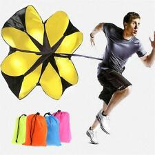 "56"" Speed running power Sports Chute resistance exercise training parachute Hot"