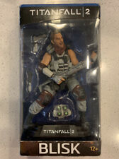 McFarlane Toys Titanfall 2 Blisk #16 Collectible 7 inch Action Figure New DmgBox